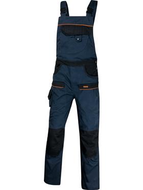 Echipamente de Protectie - Pantalon cu pieptar MCSAL