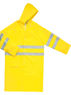 Pelerina de ploaie reflectorizanta 605