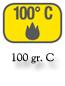 100 gr. C