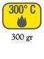 300 gr